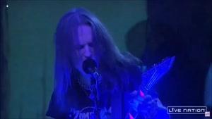 اجرای زنده آهنگ Thrashed, Lost & Strungout از Children Of Bodom