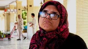 دختری که با سرماخوردگی فلج شد/ تنها آرزویم خانهتکانی شب عید است!