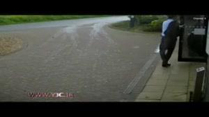کمک به یک سگ برای راه رفتن