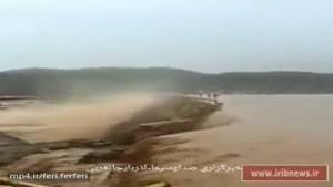 غرق شدن نوجوان اشنویه ای در رودخانه گادر پوش آباد اشنویه | نیروهای مردمی برای پیدا کردن وی بسیج شد