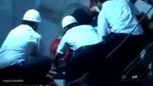 حادثه دلخراش انفنجار گاز در منزل مسكوني