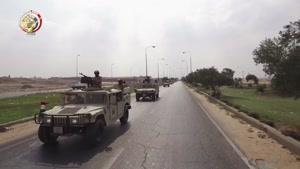ورود نیروهای ارتش مصر برای حمایت از مراکز حیاتی این کشور
