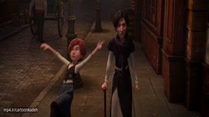 انیمیشن جذاب Leap
