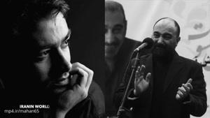 نوشته دردناک شهاب حسینی به عارف لرستانی+نوشته برزو ارجمند برای عارف لرستانی که قلب هرکسی را