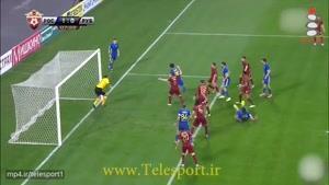 پیروزی روستوف در شب رویایی سردار!