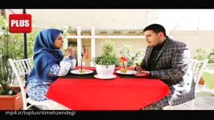 گفتگوی مجری زن تلویزیون ایران با محبوب ترین کاندید دختران تهرانی