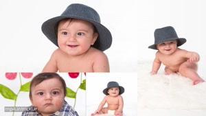 آتلیه عکاسی کودک و عکس بارداری نیکی