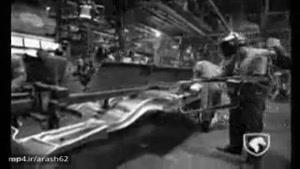 صنعت خودرو سازی در ایران