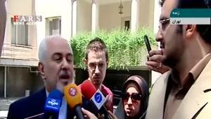 واکنش ظریف به اظهارات نماینده سابق مجلس درباره تحویل سردار سلیمانی به آمریکاییها