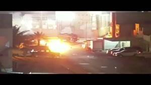 یورش وحشیانه آلخلیفه به معترضان بحرینی