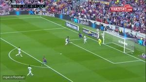 بارسلونا ۴-۲ ایبار