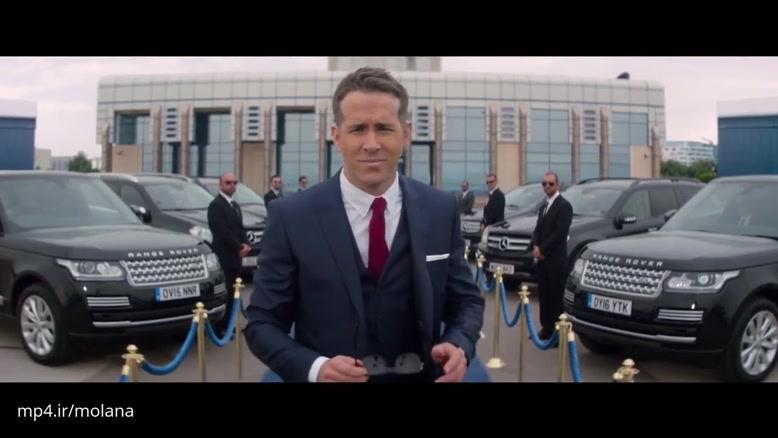 دانلود تریلر2 فیلم The Hitmans Bodyguard 2017