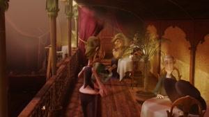 انیمیشن هیولا در پاریس