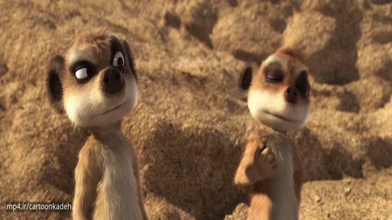 انیمیشن پیمان حیوانات