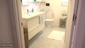 ساخت یک حمام خانگی فوق مدرن