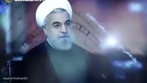 یک سوال ساده از طرفداران روحانی: وقتی بدون تعصب این فیلم را میبینید؛
