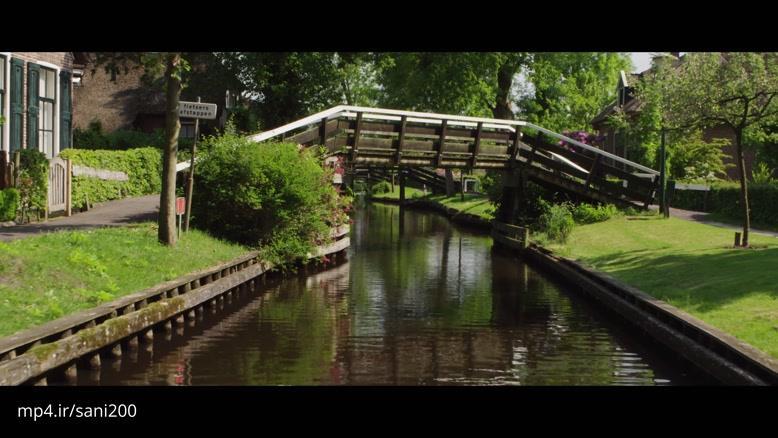 روستایی بدون جاده در هلند-۴k