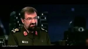 پاسخ محسن رضایی به حمله روحانی به سپاه