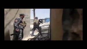 درگیری شدید نیروهای عراقی با تکفیریها در غرب موصل