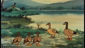 کارتون ماجراهای نیلز - قسمت سی و چهارم
