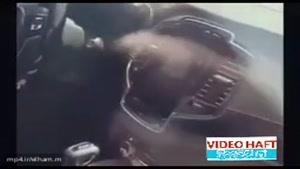 ذوق زدگی و حسرت در هنگام فیلمبرداری از خودروهای لوکس خارجی