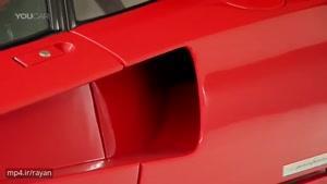 این قرمز دوست داشتنی جدیدترین مدل فراری است