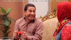 عطسه طلاق ثروتمندان با بازی سروش جمشیدی و یلدا عباسی