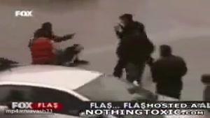 دعوا خیابانی در ترکیه سه نفر به یک نفر