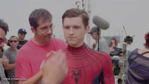 پشت صحنه _Captain America:civil war