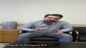 استندآپ کمدی هنرمند ایرانی بهزاد حلاجی