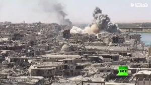 انفجار مهیب در موصل