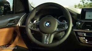 داخل نسل جدید اتومبیل هیجان انگیز BMW سری X۳