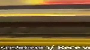 لحظه شلیک به مرد مهاجم در مترو شهر ری