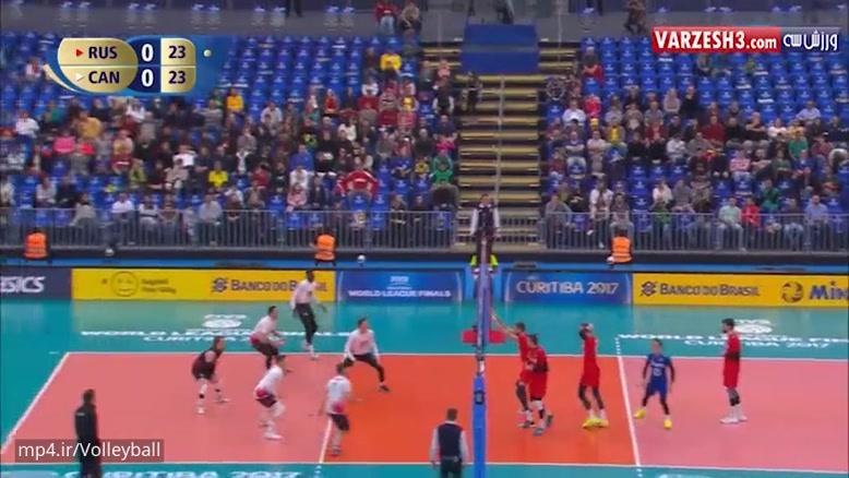 روسیه 0-3 کانادا