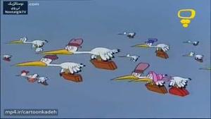 کارتون پروفسور بالتازار- قسمت هشتم