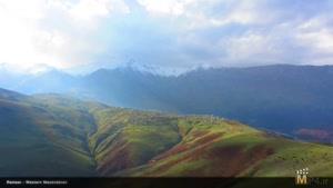 مناطق دیدنی از مازندران