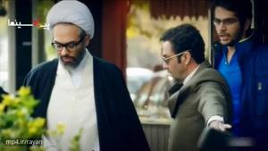 سکانس ارژنگ بادیگارد می شود در فیلم نهنگ عنبر ۱۳۹۳