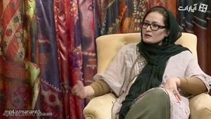 مهرانه مهین ترابی : از اینکه مادر نیستم خوشحالم