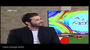 انتقاد خواننده جوان در برنامه رشید پور از رضا یزدانی و حامد همایون