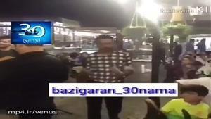 اجرای زنده احمد ایراندوست این آخرین باره از ابی