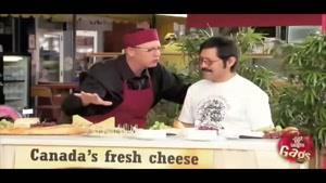 دوربین مخفی موش پنیر دزد