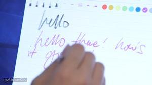 نوت بوک ۹ پرو سامسونگ با قلم S Pen