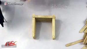 ترفندی با چوب بستنی