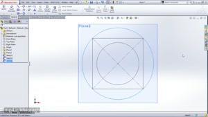 طراحی یک چکش در سالید ورکز