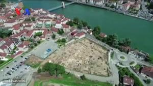 کشف یک شهر روم باستان در جنوب شرقی فرانسه