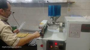تجهیزات آشپزخانه صنعتی پویا صنعت- دستگاه کباب زن مدل PS۴۰۰h-با قابليت سيخ گیری ۶۰۰ سیخ در ساعت