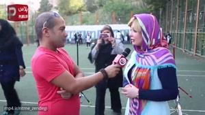 واکنش نیوشا ضیغمی به اظهارنظر پرسروصدای سحرقریشی، جام جهانی فوتبال در روسیه