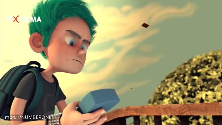 انیمیشن کوتاه عصای شکسته(Broken Wand,۲۰۱۴)