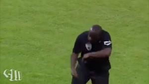 رقص خنده دار پلیس امنیتی