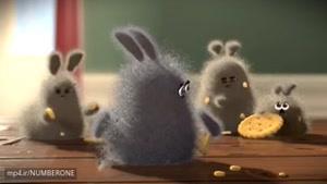 انیمیشن کوتاه رفقای خاکی – Dust Buddies